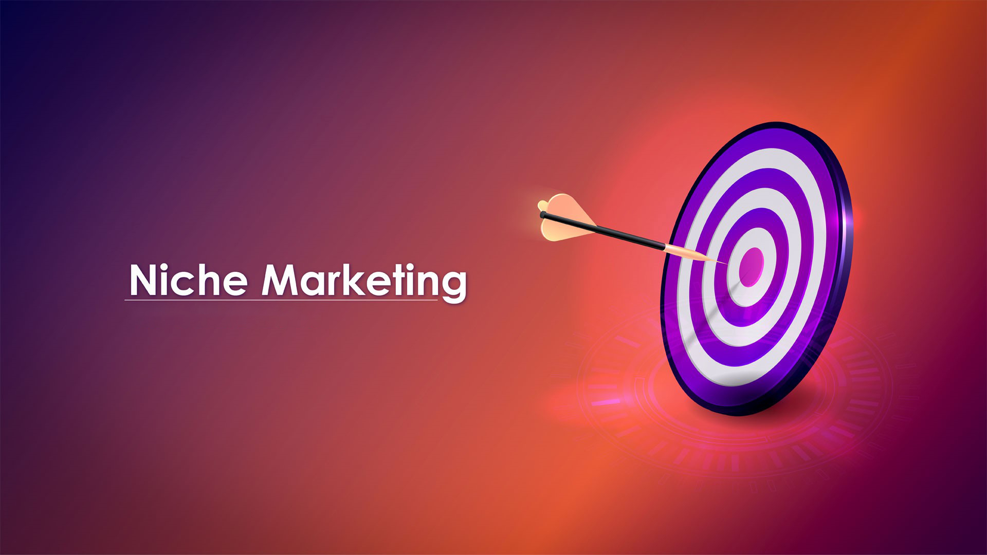 نیچ مارکتینگ (Niche Marketing)