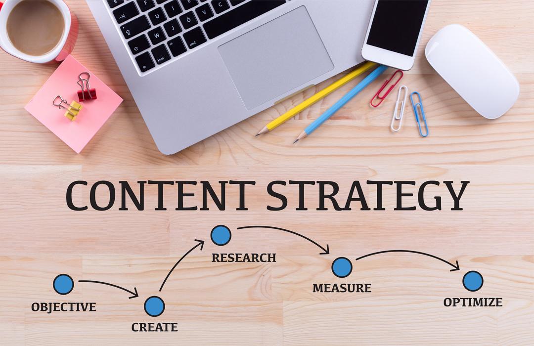 استراتژی محتوا چیست